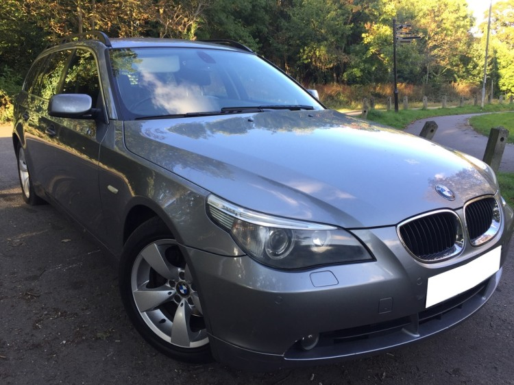 BMW 530D TOURING 2005 | Cars For Parts